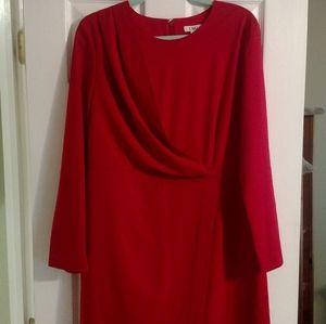 Womens Red dress
